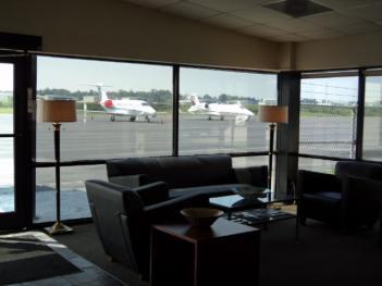 Gwinnett Aero Lobby